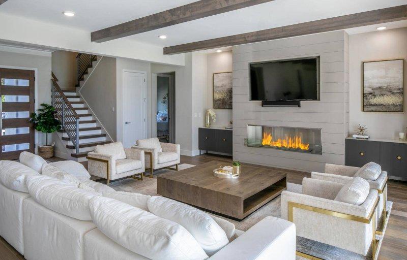 Come scegliere l'arredamento del soggiorno ? 5 Idee Originali Per Arredare Un Soggiorno Moderno