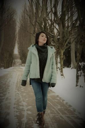 coat from zara