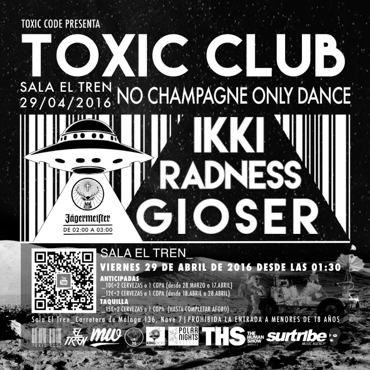 TOXIC CLUB GIOSER