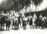 9 maggio 1938 - Giardino di Boboli