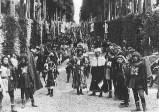 9 maggio 1938 - Giardino di Boboli (Archivio Parnetti)