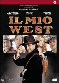 Locandina Il mio west