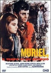 Locandina Muriel, il tempo di un ritorno