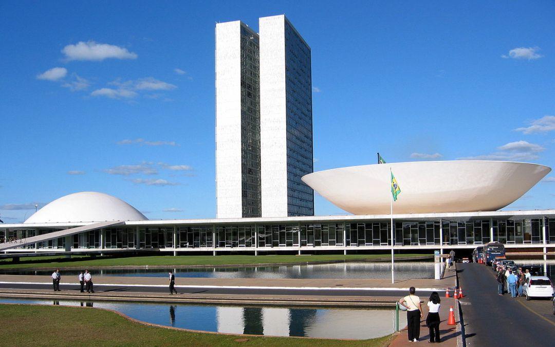 Giovani Cherini acompanhou a Marcha dos Prefeitos em Brasília