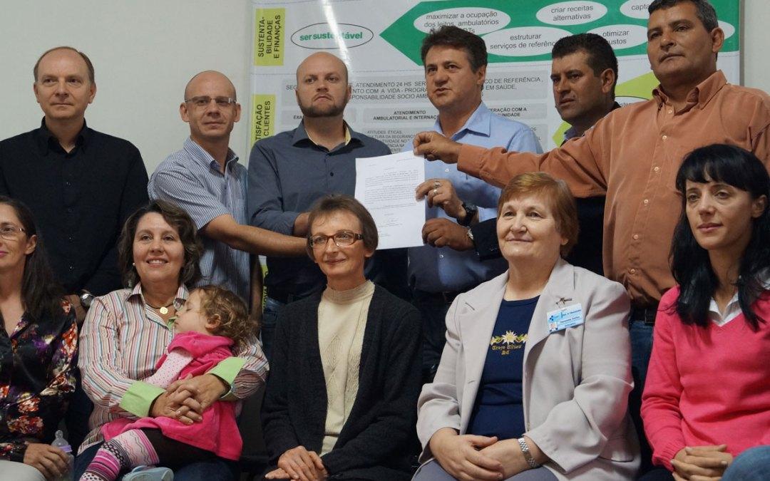 Deputado Federal Giovani Cherini já trouxe mais de R$ 1 milhão para Não-Me-Toque