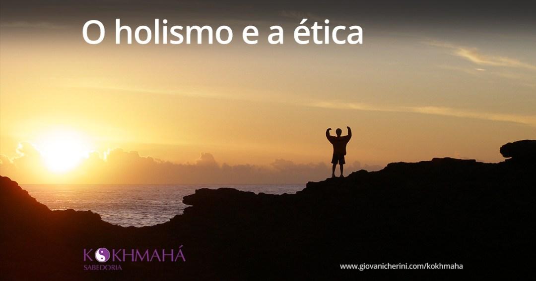 Artigo O holísmo e a ética