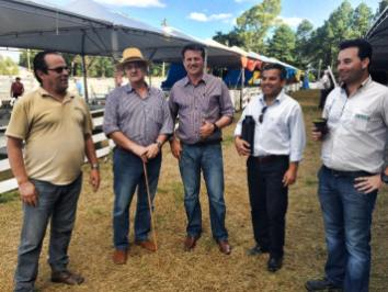 Frente Parlamentar Mista de Apoio a Ovinocaprinocultura – Frente Ovino em Pinherio Machado