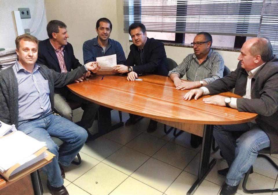 Giovani Cherini confirma emenda parlamentar a Erechim