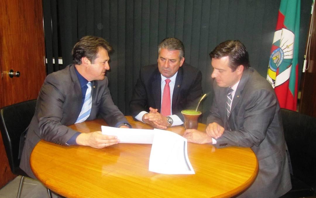 Reunião encaminha criação da Bancada Sulista