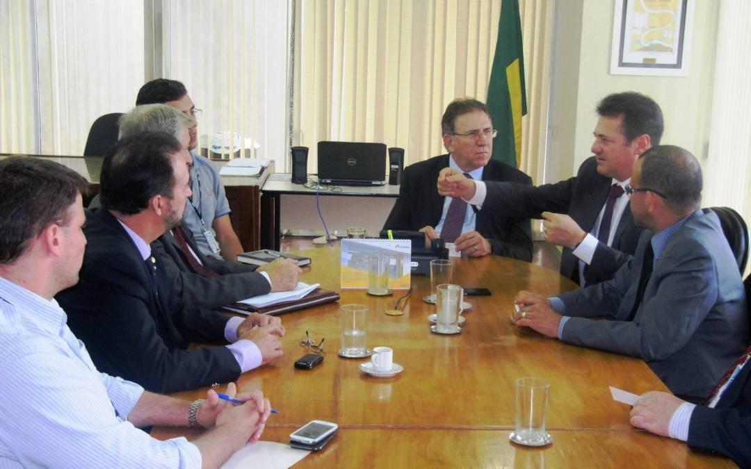 Dnit, Polo Naval de Rio Grande e Fies são temas de reuniões da Bancada Gaúcha