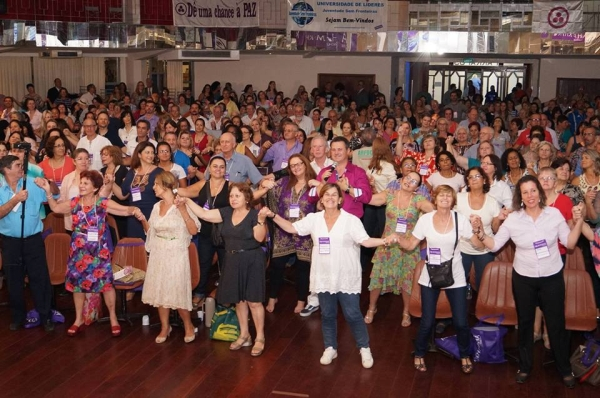 9º Encontro Holístico Brasileiro reúne mais de 4 mil pessoas em Porto Alegre