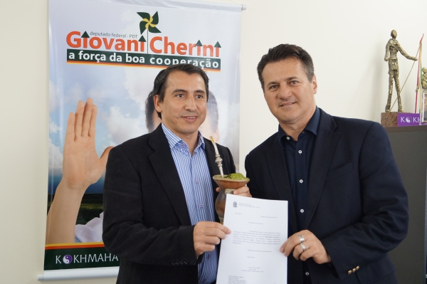 Arroio do Sal recebe emenda parlamentar de 250 mil reais do deputado Giovani Cherini