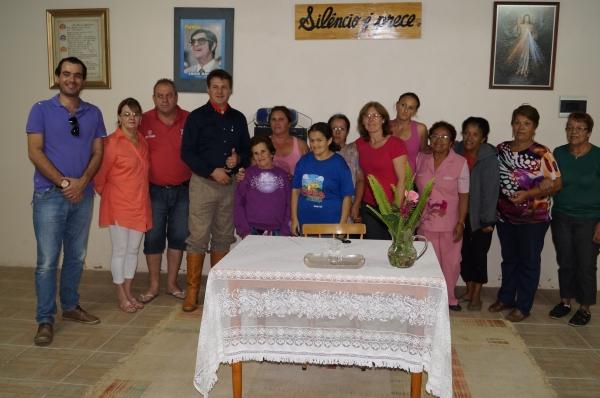 Entidades de São Lourenço do Sul recebem doações