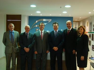 Saiu na mídia – Aprendiz: Presidente da Febrac e deputado Giovani Cherini buscam solução para o setor