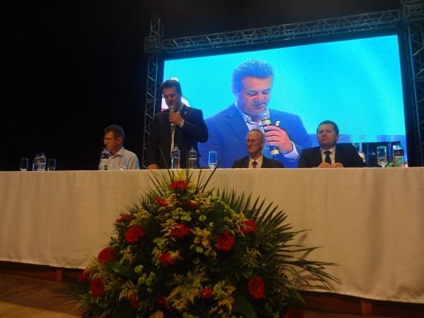Deputado Federal Giovani Cherini participa do XV Seminário Gaúcho de Cooperativismo