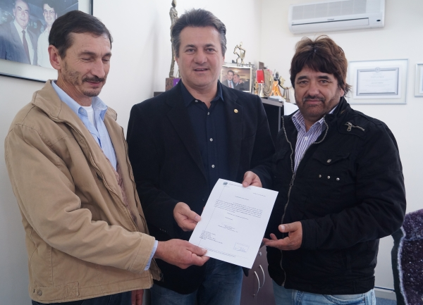 Deputado Giovani Cherini indica emenda parlamentar de 250 mil reias para Putinga