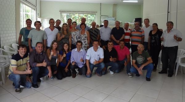 Deputado Giovani Cherini reúne equipe para planejar e definir metas para os próximos anos de mandato