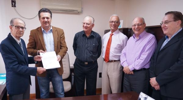 Giovani Cherini indica emenda parlamentar para o Hospital Ernesto Dornelles