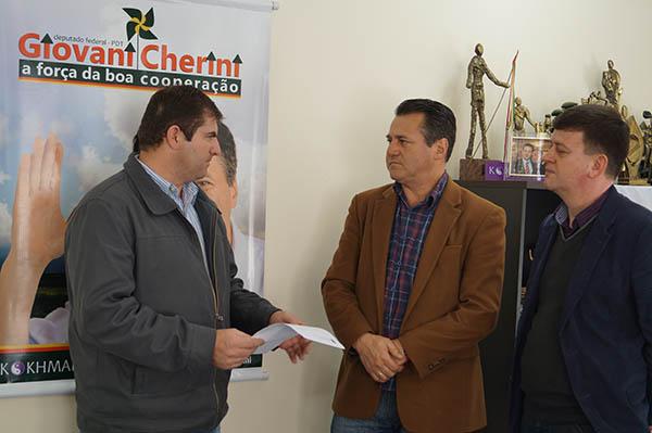 Xangri-lá recebe emenda do deputado federal Giovani Cherini para implantação de academia de saúde ao ar livre