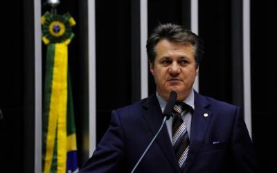 Na tribuna, Giovani Cherini cita as concessões e a Bancada Sulista