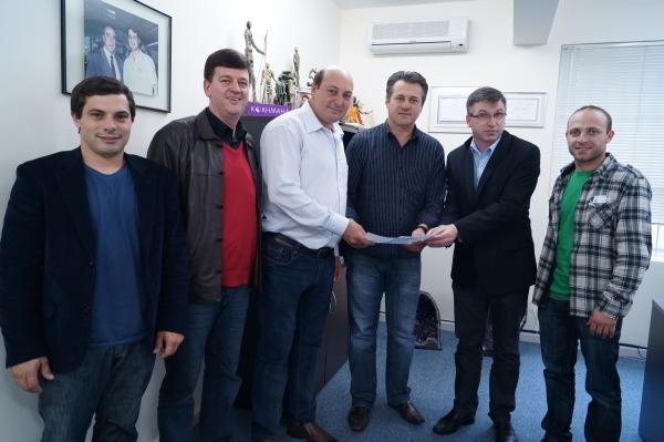 Deputado Giovani Cherini indica emenda parlamentar para equipar a patrulha agrícola de Relvado