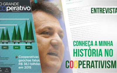 A MINHA HISTÓRIA NO COOPERATIVISMO