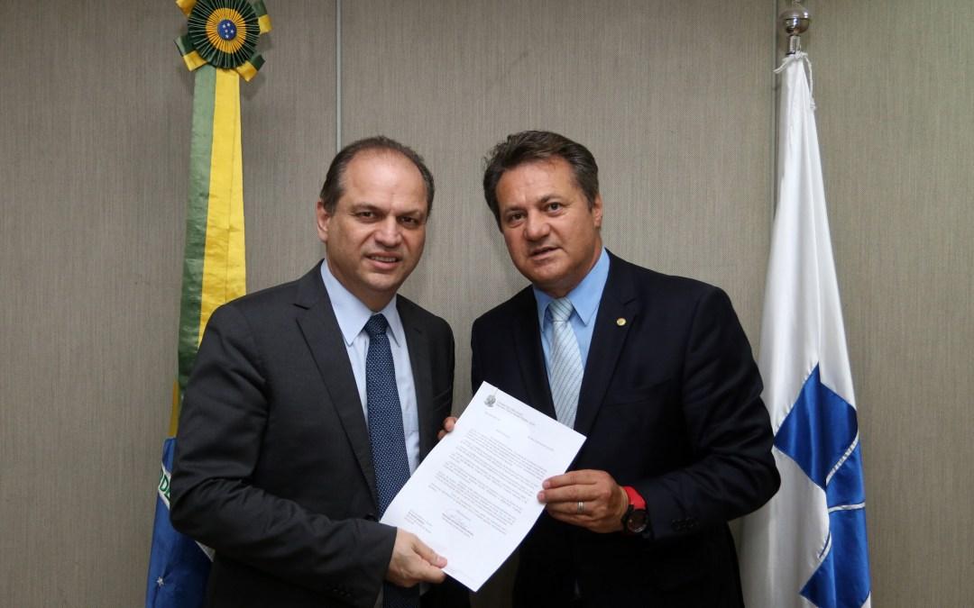 Deputado Giovani Cherini lança o PROSIM – Práticas Integrativas em Saúde nos Municípios