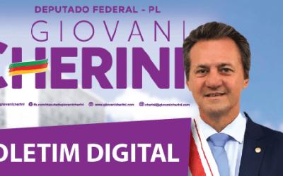 BOLETIM 2019 – 1ªED. – Dep. Giovani Cherini – PL/RS