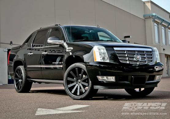 Big Wheels For Cadillac Giovanna Luxury Wheels