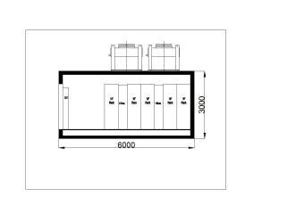 Data Center modulari in container trasformati in ospedali per COVID-19