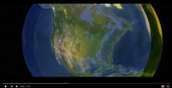 Algonquin Preserve Fly Over