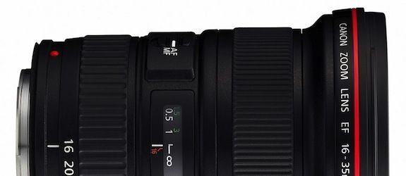 Canon EF 16-35mm f:2.8L II USM