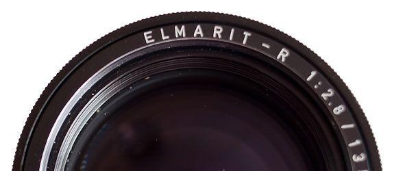 Leica Elmarit-R 135mm F/2.8