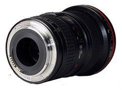 Retro Canon EF 16-35mm f/2.8 L II USM