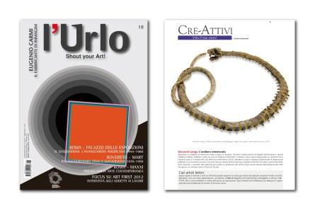 """Clementoni S. (2012) """"Cre-Attivi: Giovanni Longo"""""""