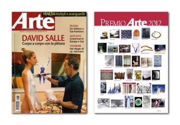 """Aa. Vv. (2012) """"Premio Arte 2012: questi i 120 della semifinale"""""""