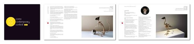 Catalogo Como Contemporary Contest 2015