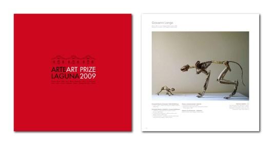 Catalogo Premio internazionale Arte Laguna 2009