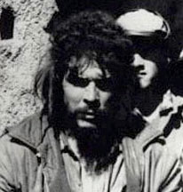 Captured Che