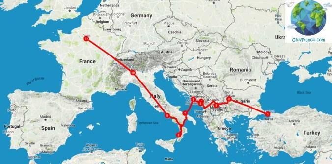 The Sustaianble European Tour