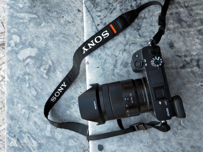 Recensione Sony a6300
