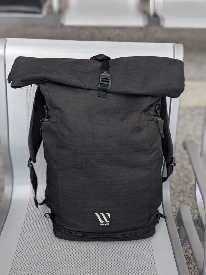 WAYKS ONE Backpack Review