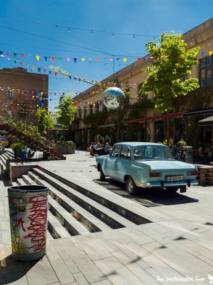 Best Green Hostel Tbilisi