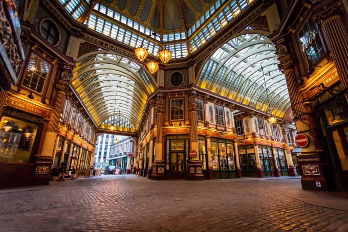 leadenhall market londra alternativa