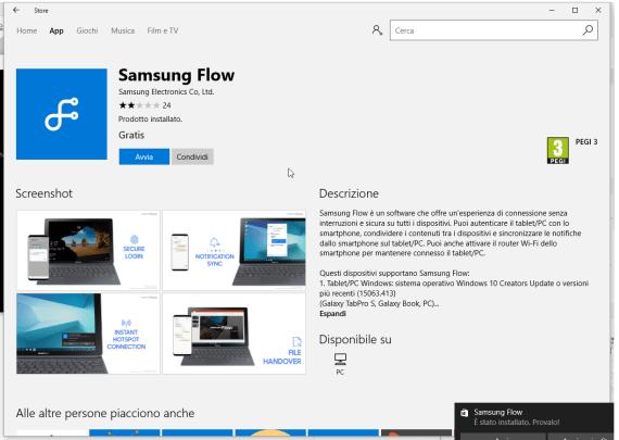 Samsung Flow: sblocca il PC con il tuo smartphone 1