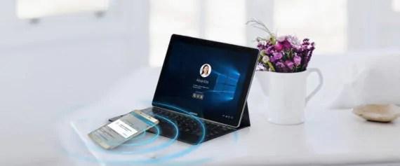 Samsung Flow: sblocca il PC con il tuo smartphone