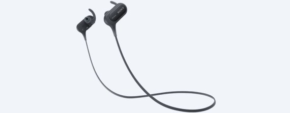 SONY MDR-XB50BS (Extra Bass): compagni di palestra 1