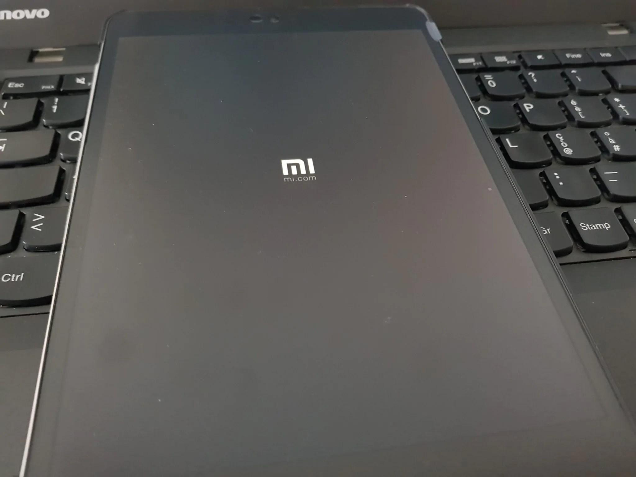 Xiaomi Mi Pad 3: cambiare il firmware per ottenere la lingua italiana 15