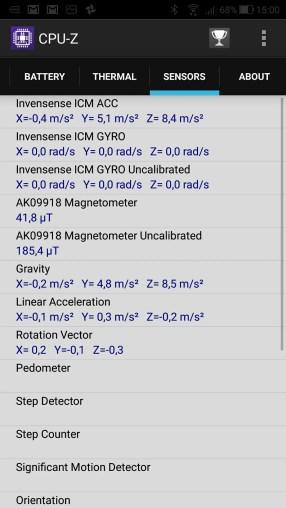 ASUS ZenFone 4 (ZE554KL) 8