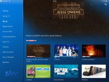 Sky Q: il futuro della fruizione dei contenuti TV 7